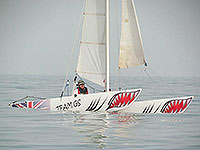 Team GS Dart Catamaran